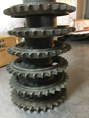 Boston Gear KSB-300 Steel Sprockets, LOT OF 2, NOS, Metal Art, Steampunk, Indust