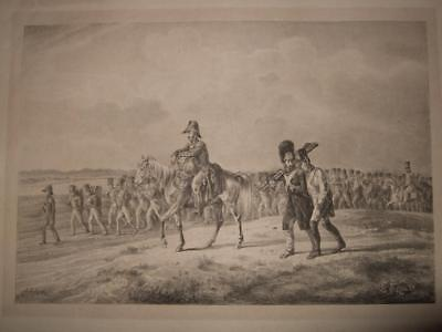 1828,a.adam,march Towards Doksycy Belarus,lithuania,lietuva,napoleon[Russia]