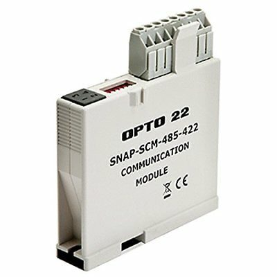NEW OPTO 22 SNAP-SCM-485-422 Serial Communication Module, RS-485/422, 2-channel