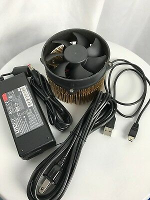 Gridseed Orb ASIC USB miner All Cables & 3amp Pwr Dual Miner Litecoin & Bitcoin