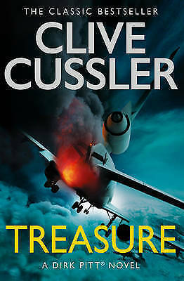 Treasure, Cussler, Clive, New Book