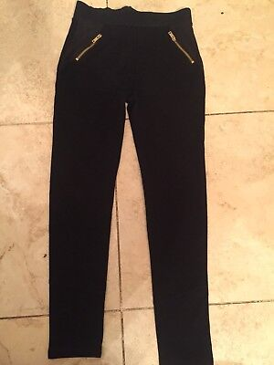 Girls Age 9/10 Years River Island Leggings