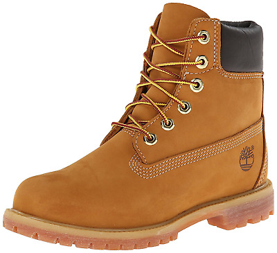 "Womans Timberland 6"" Classic Wp Wheat"