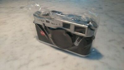 Leica M4-P Anniversary Edition, New in Box, All Papers, Unused, Absolutely Mint