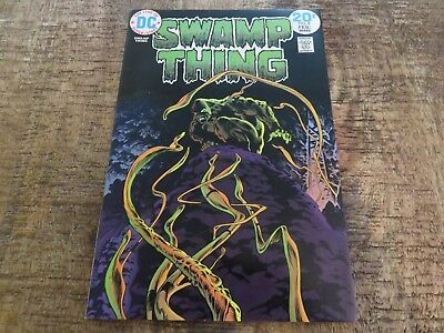 Swamp Thing #8 DC Comics Bronze Age 1st Series NM 9.0 condition