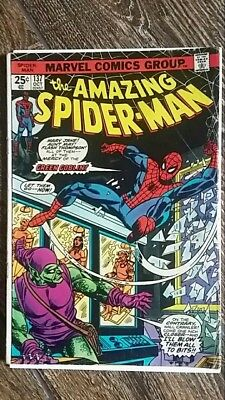The Amazing Spider-man #137 (1974) Harry Osborn as Green Goblin! PRICED TO SELL!