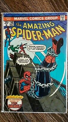 The Amazing Spider-man #148 (1975) The Jackel identity revealed! PRICED TO SELL!