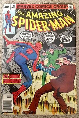 The Amazing Spider-man #192 (1979) PRICED TO SELL!