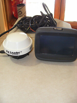 Ag Leader Compass with 1600 GPS Reciever Lightbar / Field Mapping ~~ ram mount