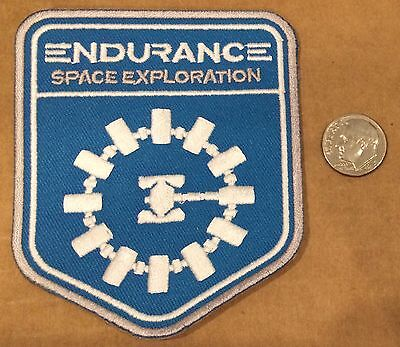 Interstellar Iron-on Patch - Great For Cosplay or Halloween