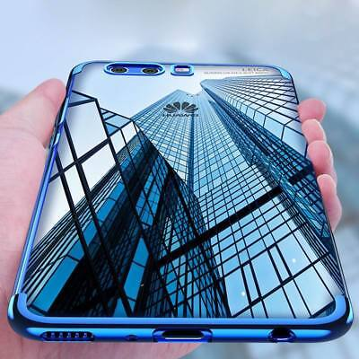 For Huawei Mate 20 LIte P10 Lite P30 Shockproof Silicone Case Soft Bumper Cover