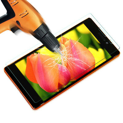 For Lenovo P1M/P1/P70/Vibe P1 Real Screen Protect Guard Tempered Glass Film HEY1