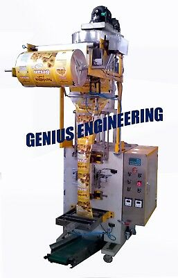 Glucose powder pouch packing machine