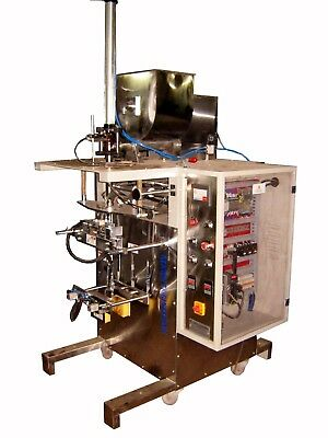 Hookah tobacco paste packing machine, Horizontal Auger based FFS