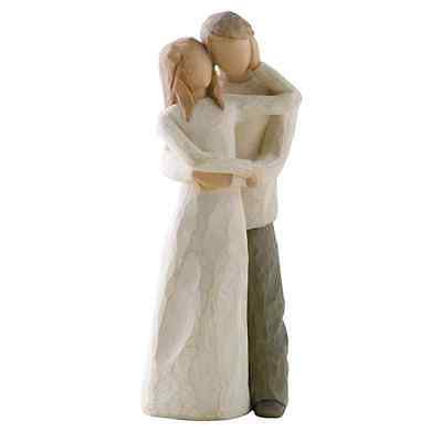 Willow Tree Together New/Boxed Love Wedding Pair Figurine by S.LORDI Demdaco