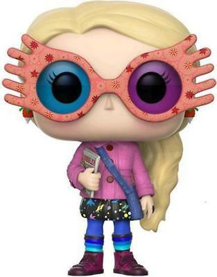 Harry Potter | Luna w/ Glasses POP! VINYL [SDCC 2017 EXCL] Rare Collectable