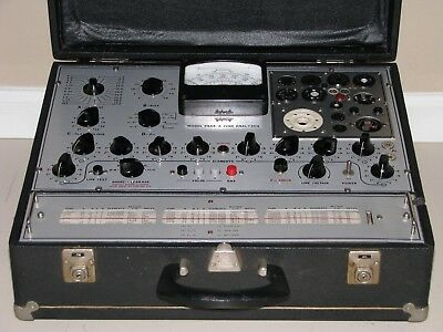Triplett 3444-A Mutual Conductance Tube Tester - Calibrated