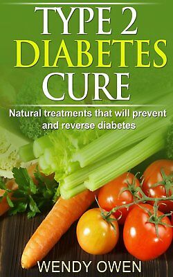 Type 2 Diabetes Cook Book Cure Natural Treatments Blood Sugar Healthy Eating New