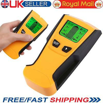 Stud Center Finder Metal and AC Live Wire Detector 3 in 1 Wall Scanner Deep Scan