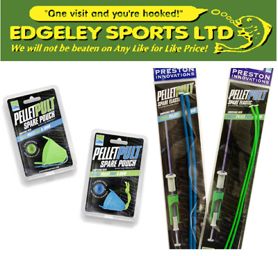 Preston Innovations Catapult Match & Pellet Spares (Various Types Available)