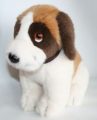Vintage 1993 Dakin Milkbone Beethoven's 2nd Plush Dog Puppy Stuffed Animal 11""