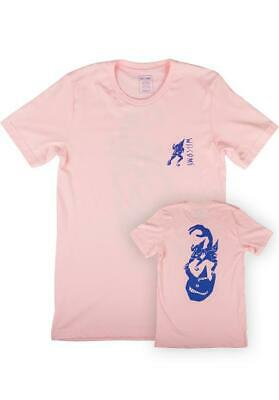 Welcome Creepers T-Shirt Soft Pink M-XL Skateboard