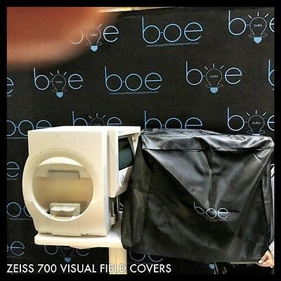 """New Zeiss 750 Visual Covers Fits All Zeiss 700 Series Visual Fields """"excellent"""""""