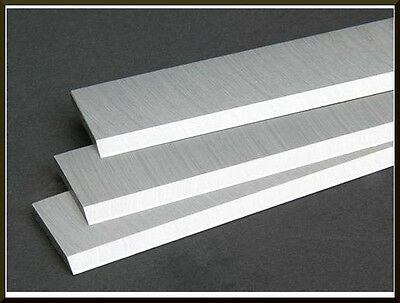 Set of 3 12-1/4 x 7/8 x 1/8 HSS M2 Steel Planer Blades fits Powermatic & Others