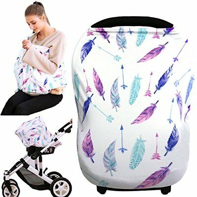 Baby Car Seat Cover Nursing Cover Breastfeeding Cover Carseat Canopy Couture