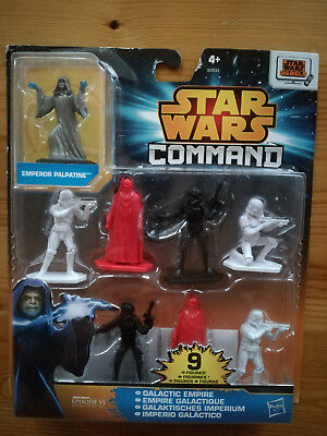 Star Wars Command Galactic Empire Return of the Jedi OVP