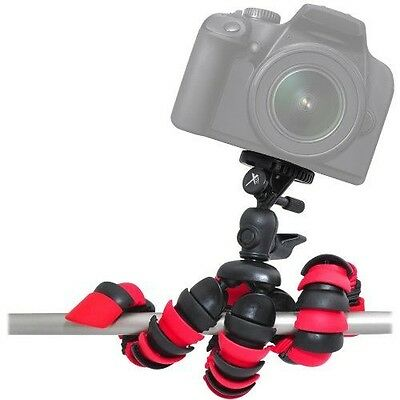 "Flexible & Strong 12"" Tripod For Nikon Coolpix S3700 S7000 L840 P900 S9900"