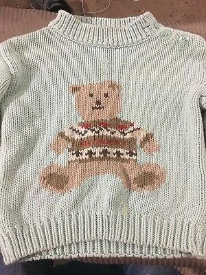 Spoil Me Sweater Childs Size 2