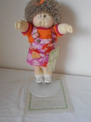 Cabbage Patch Kids Soft Sculpture Harmony