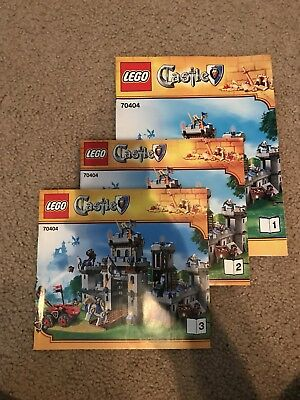 Instructions Only Lego Kings Castle 7946 Book Manual From Set