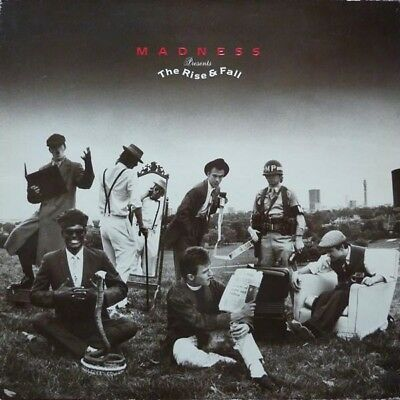 Madness - The Rise and Fall Vinyl LP Letthemeat NEU