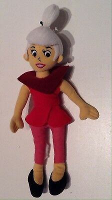 "The Jetsons 10"" Judy Jetson Plush Stuffed Doll"