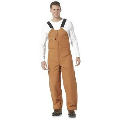 Craftsman Men's Insulated Bib Overalls With Teflon