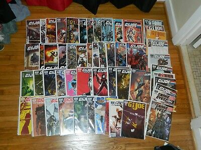 G.I.Joe comic book lot GIJOE G.I.Joe free priority shipping