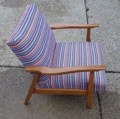 Vintage PAOLI Chair Co. DANISH RETRO  MOD MID CENTURY MODERN LOUNGE CHAIR
