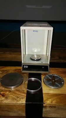 Mettler digital lab scale balance analytical AE163