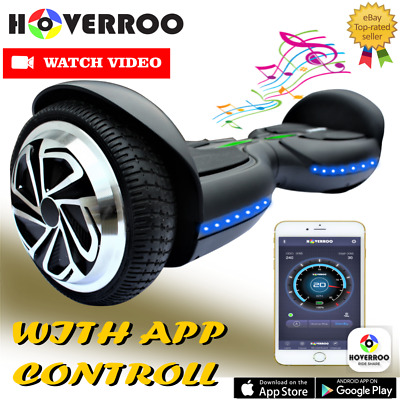 New smart Hoverboard Electric Self-Balancing Scooter Hover Board Skateboard