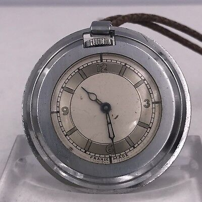 ANONYMOUS vintage little POCKET WATCH circa 50's