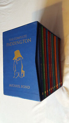 The Complete Paddington - Michael Bond 12 Volume Set - Folio Society 2010 (S)