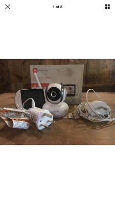 Motorola MBP36S Digital Camera Video Baby Monitor Night VIsion