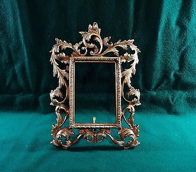 Antique our Vintage Lovely Frame in Brass Very Attractive