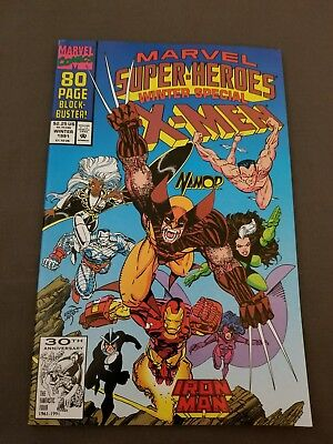 Marvel Super-Heroes Winter Special 1991 FN 1st Appearance of Squirrel Girl.