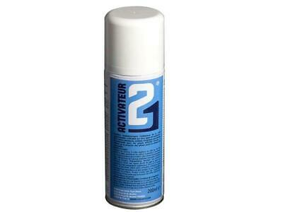 Colle 21 ACTIVATOR 21 - activateur colle cyanoacrylate bombe 200mL