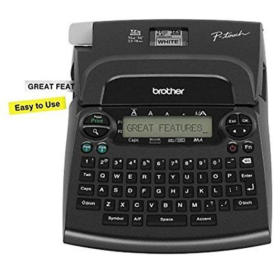 P-Touch PT-1890C Deluxe Home & Office Labeler