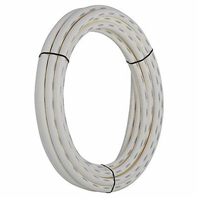 U870W50 3/4-Inch PEX Tubing, Feet, WHITE, For Residential And Commercial Potable