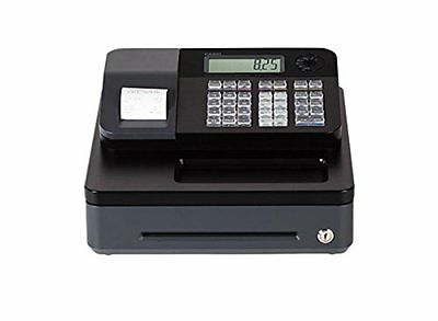 PCR-T273 Electronic Cash Register Works 120 V, 50/60Hz Supply & Needs Memory